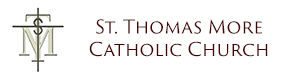 St Thomas More Catholic Church Logo